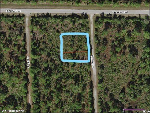 12281 Monterey Drive, Punta Gorda, FL 33955 (MLS #D6112015) :: Premium Properties Real Estate Services