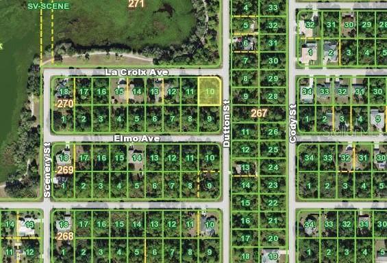 18277 La Croix Avenue, Port Charlotte, FL 33948 (MLS #D6112673) :: Dalton Wade Real Estate Group