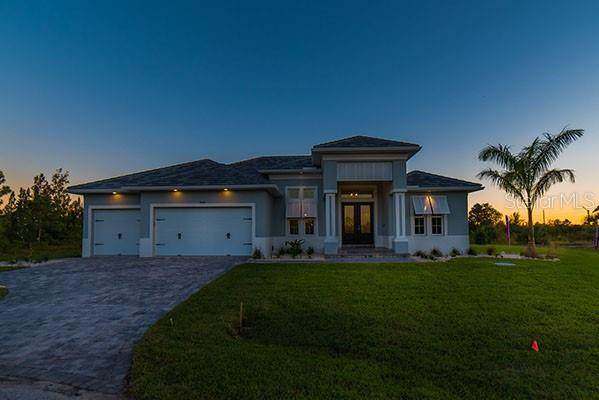 15650 Meacham Circle, Port Charlotte, FL 33981 (MLS #D6112708) :: Premium Properties Real Estate Services