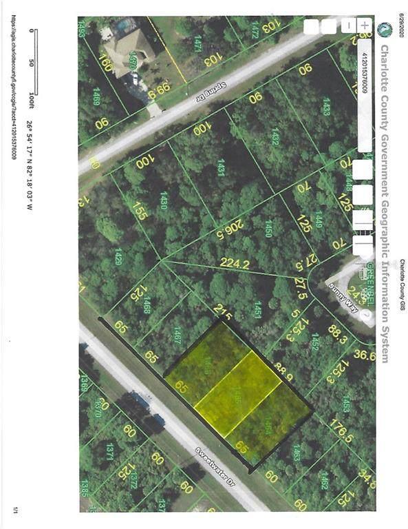 340,342,344 Sweetwater Drive, Rotonda West, FL 33947 (MLS #D6112800) :: The BRC Group, LLC