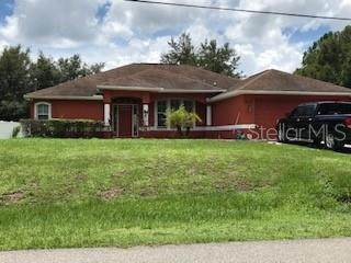 2573 Brewster Road, North Port, FL 34288 (MLS #D6113195) :: Team Bohannon Keller Williams, Tampa Properties