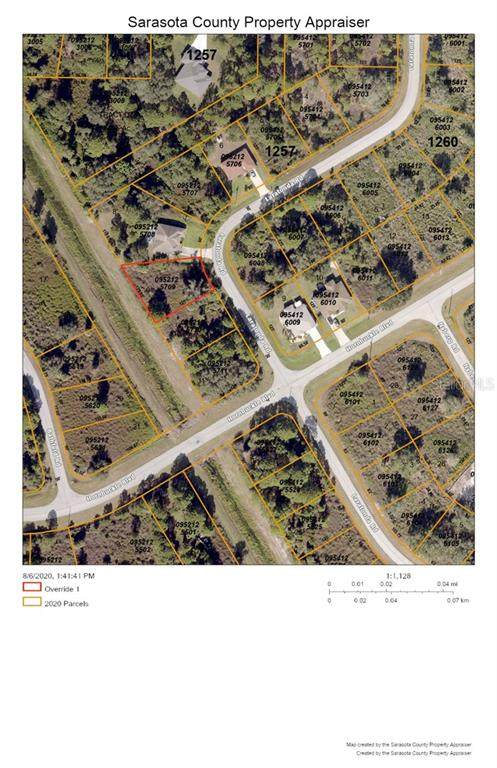Laratonda Road, North Port, FL 34291 (MLS #D6113319) :: Team Buky