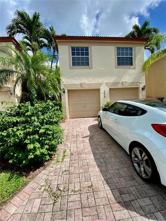 1098 Via Jardin, Riviera Beach, FL 33418 (MLS #D6113347) :: KELLER WILLIAMS ELITE PARTNERS IV REALTY
