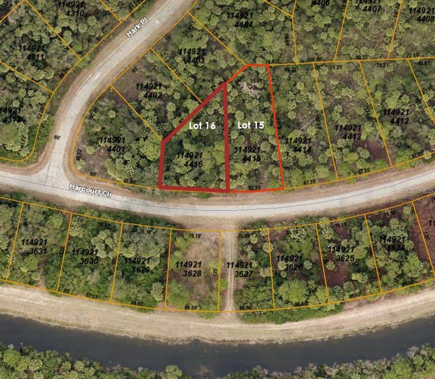 LOT 15 BLOCK 2144 Harcourt Circle - Photo 1
