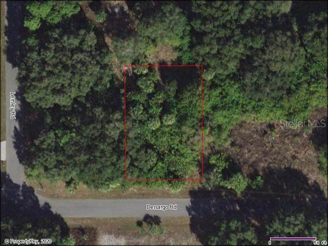 Denargo Road, North Port, FL 34287 (MLS #D6113873) :: Bustamante Real Estate