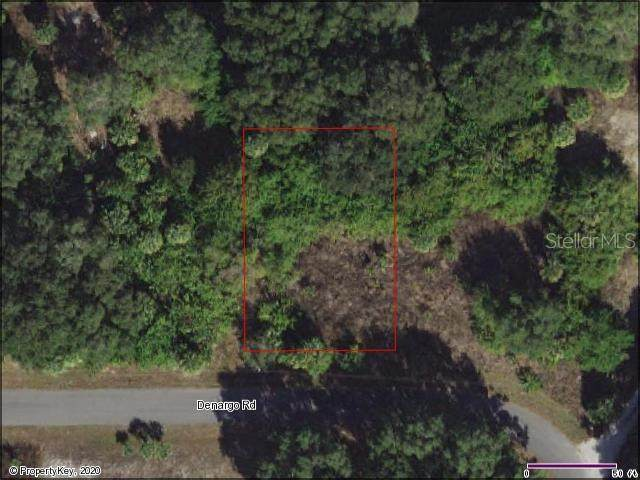 Denargo Road, North Port, FL 34287 (MLS #D6113874) :: Bustamante Real Estate