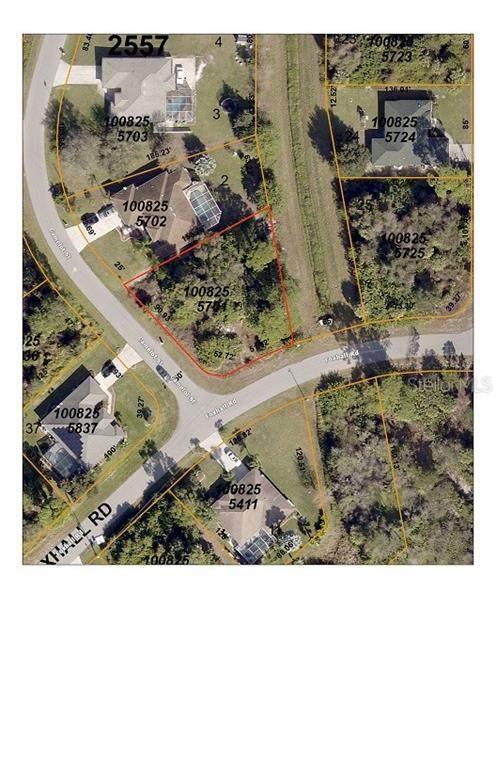 Camelot Street, North Port, FL 34288 (MLS #D6114128) :: Heckler Realty