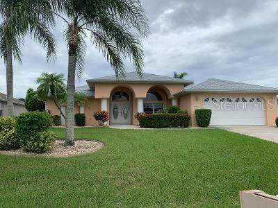 15890 Aqua Circle, Port Charlotte, FL 33981 (MLS #D6114488) :: The Heidi Schrock Team