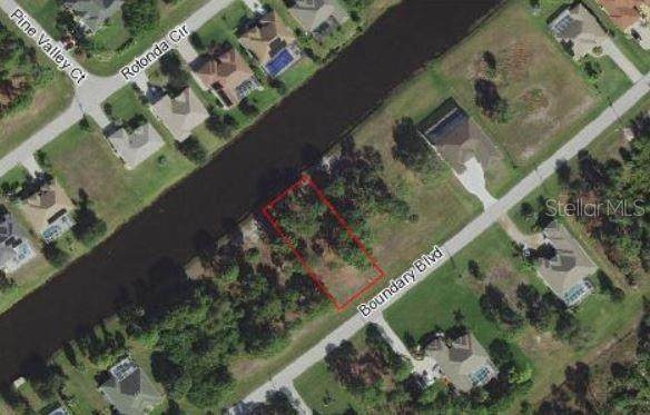 1066 Boundary Boulevard, Rotonda West, FL 33947 (MLS #D6114492) :: The BRC Group, LLC