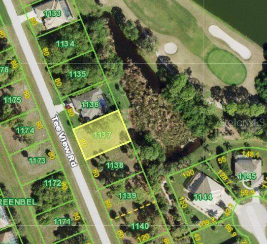 11 Tee View Road, Rotonda West, FL 33947 (MLS #D6114533) :: CENTURY 21 OneBlue