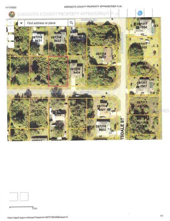 Octavius Avenue, North Port, FL 34287 (MLS #D6114950) :: The Figueroa Team