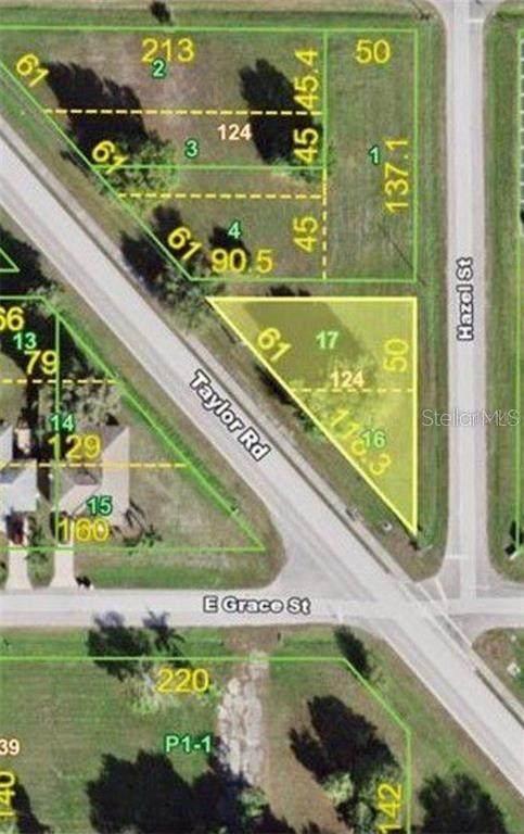 101 Hazel Street, Punta Gorda, FL 33950 (MLS #D6114974) :: Delgado Home Team at Keller Williams