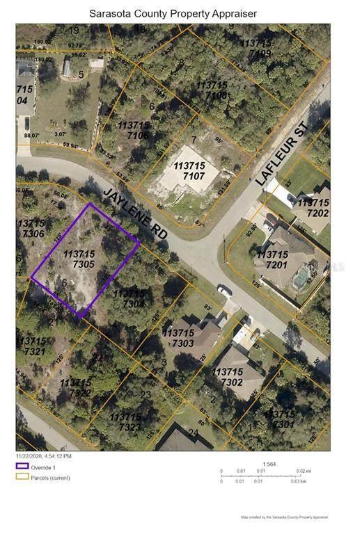 Jaylene Road, North Port, FL 34288 (MLS #D6115027) :: Pepine Realty