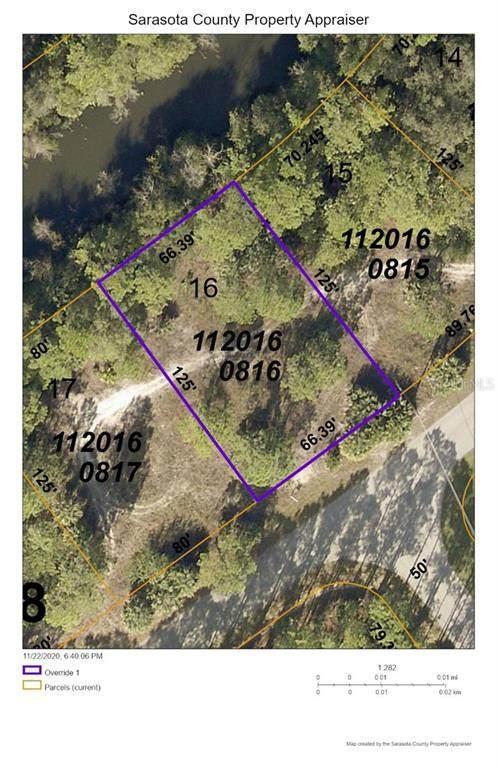 Henning Street, North Port, FL 34288 (MLS #D6115038) :: Pristine Properties
