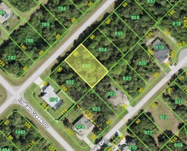 123 Cougar Way, Rotonda West, FL 33947 (MLS #D6115082) :: The BRC Group, LLC