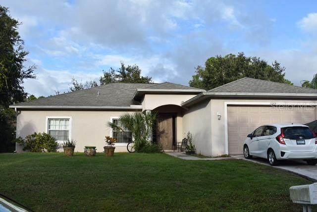 1644 Hempstead Avenue, North Port, FL 34286 (MLS #D6115087) :: Delgado Home Team at Keller Williams