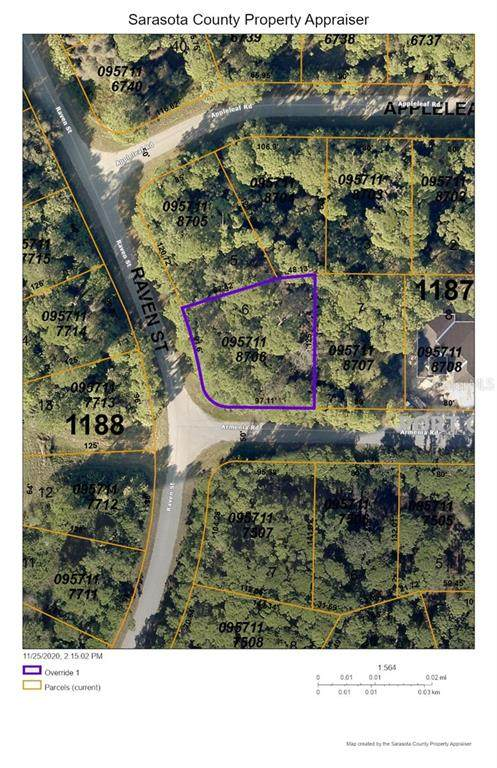 Armenia Road, North Port, FL 34286 (MLS #D6115107) :: Griffin Group