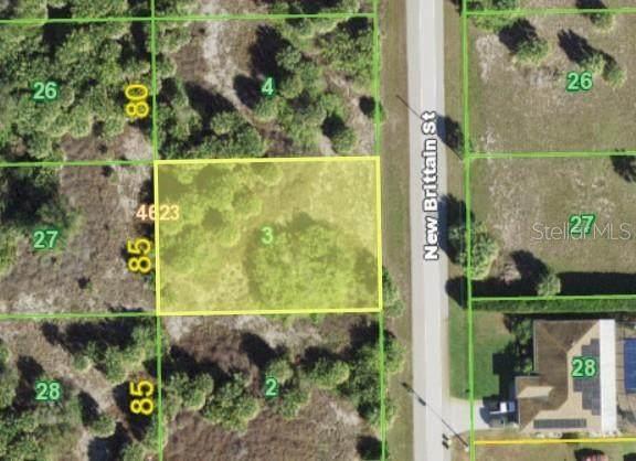 10461 New Brittain Street, Port Charlotte, FL 33981 (MLS #D6115139) :: The BRC Group, LLC