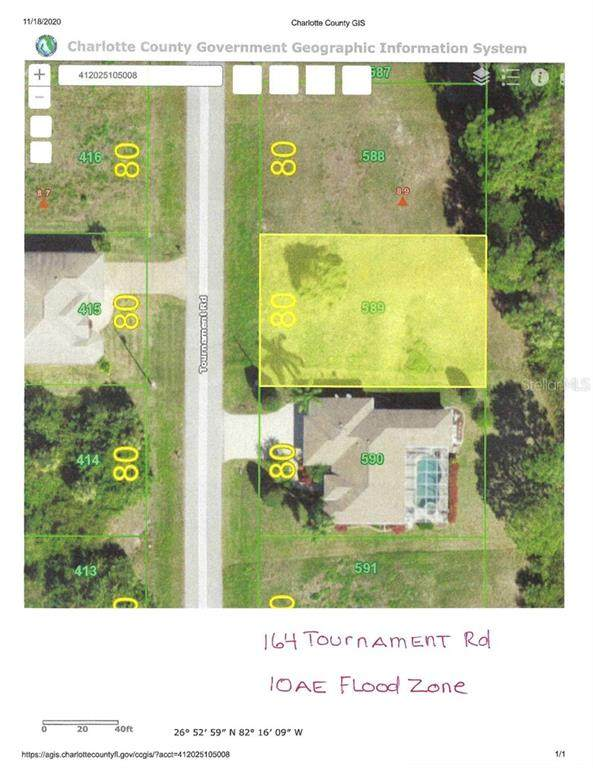164 Tournament Road, Rotonda West, FL 33947 (MLS #D6115156) :: Premier Home Experts