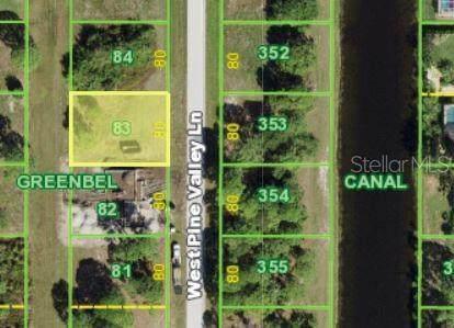277 W Pine Valley Lane, Rotonda West, FL 33947 (MLS #D6116073) :: Everlane Realty
