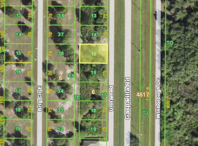 10225 Gasparilla Road, Port Charlotte, FL 33981 (MLS #D6116117) :: Team Buky