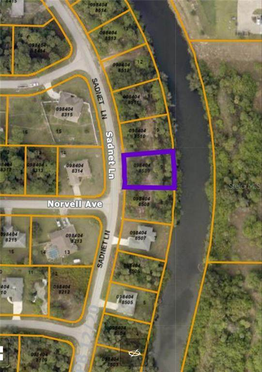 Lot#9 Sadnet Lane, North Port, FL 34286 (MLS #D6116142) :: The Lersch Group