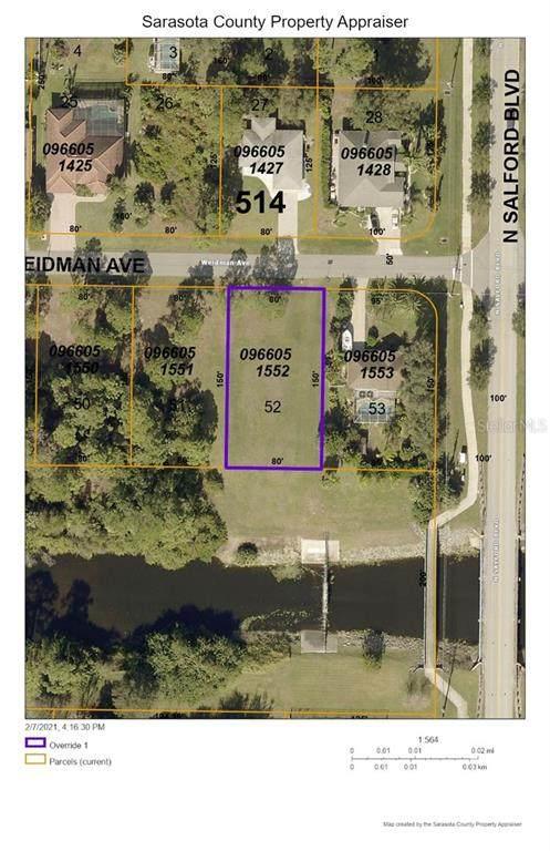 Lot 52 Weidman Avenue, North Port, FL 34286 (MLS #D6116407) :: Bob Paulson with Vylla Home