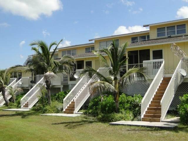 9400 Little Gasparilla Island E4, Placida, FL 33946 (MLS #D6116610) :: The BRC Group, LLC