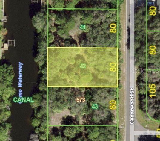 2161 Cedarwood Street, Port Charlotte, FL 33948 (MLS #D6116758) :: RE/MAX Premier Properties