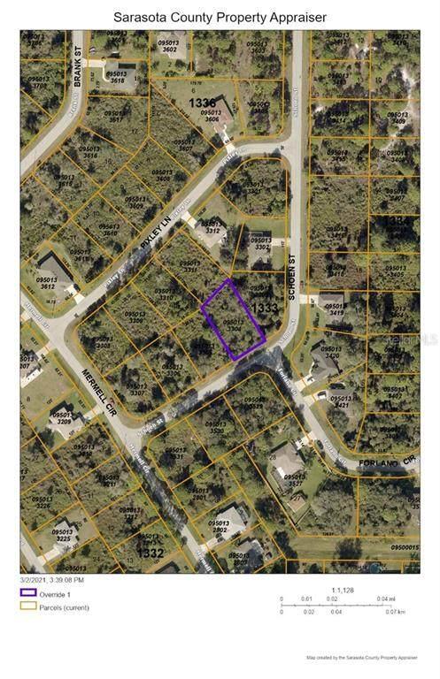 Schoen Street, North Port, FL 34291 (MLS #D6116818) :: Pepine Realty