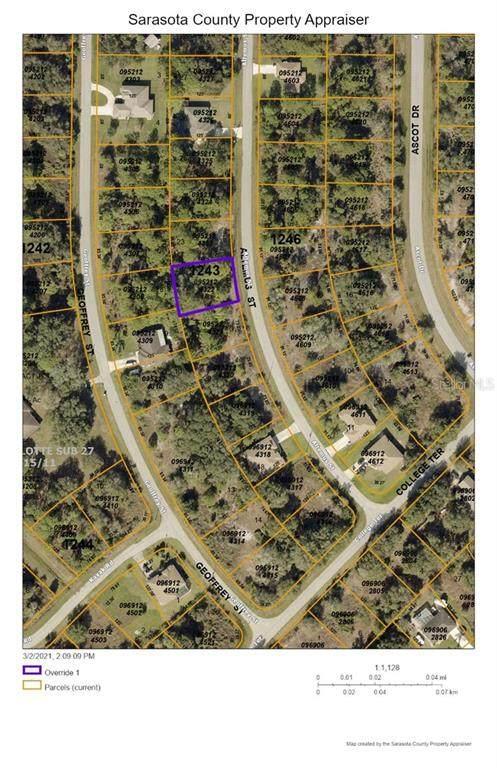 Altemus Street, North Port, FL 34291 (MLS #D6116884) :: Delta Realty, Int'l.