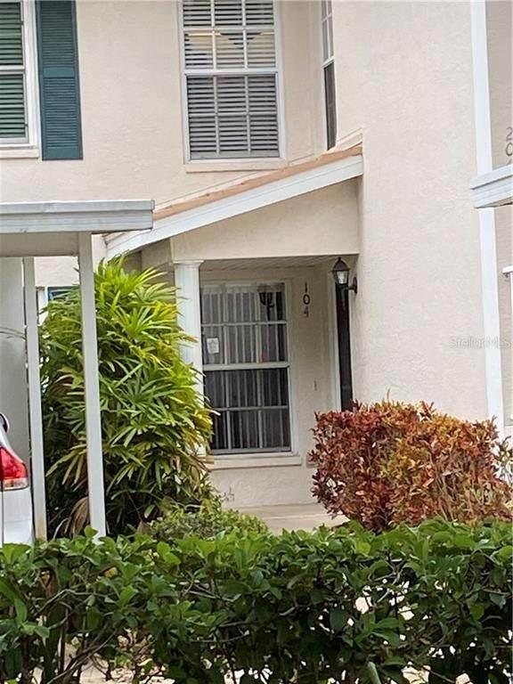 801 Montrose Drive #104, Venice, FL 34293 (MLS #D6117900) :: Dalton Wade Real Estate Group