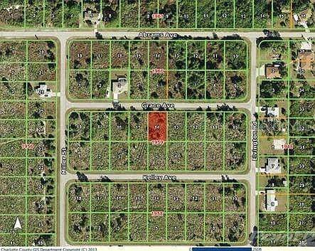 12189 &12197 Grace Avenue, Port Charlotte, FL 33981 (MLS #D6118141) :: Pepine Realty
