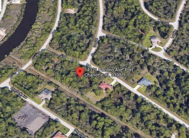14321 Pocono Avenue, Port Charlotte, FL 33981 (MLS #D6118420) :: Rabell Realty Group