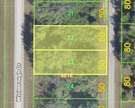 10046 & 10050 Winborough Drive, Port Charlotte, FL 33981 (MLS #D6118556) :: Frankenstein Home Team