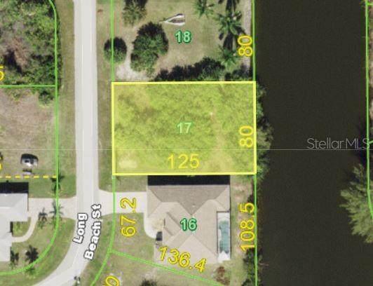 10136 Long Beach Street, Port Charlotte, FL 33981 (MLS #D6118560) :: Frankenstein Home Team