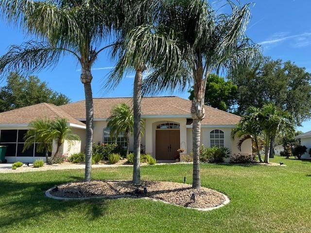 158 Broadmoor Lane, Rotonda West, FL 33947 (MLS #D6118678) :: Team Borham at Keller Williams Realty