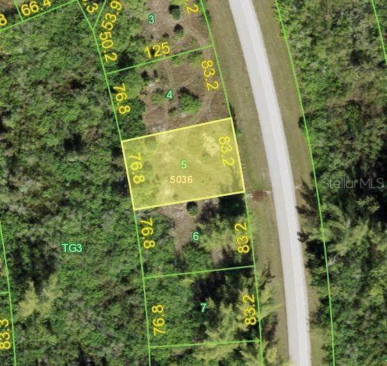 10337 Oakville Street, Port Charlotte, FL 33981 (MLS #D6119414) :: Premium Properties Real Estate Services