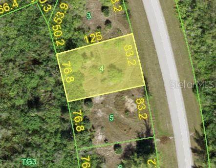 10329 Oakville Street, Port Charlotte, FL 33981 (MLS #D6119415) :: Armel Real Estate