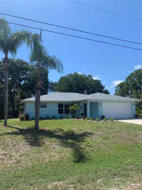 7163 Teaberry Street, Englewood, FL 34224 (MLS #D6119422) :: The Hustle and Heart Group