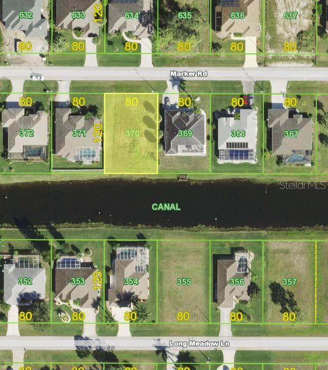 253 Marker Road, Rotonda West, FL 33947 (MLS #D6119448) :: The Hesse Team