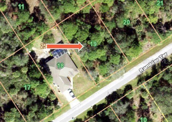 1471 Rambler Terrace, Port Charlotte, FL 33953 (MLS #D6119554) :: Everlane Realty