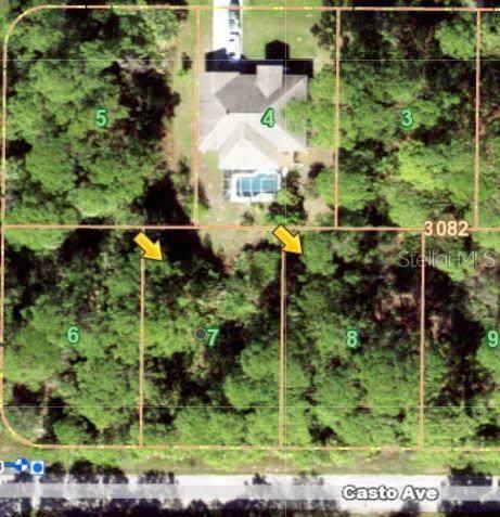 15284 & 15292 Casto Avenue, Port Charlotte, FL 33953 (MLS #D6119560) :: Everlane Realty