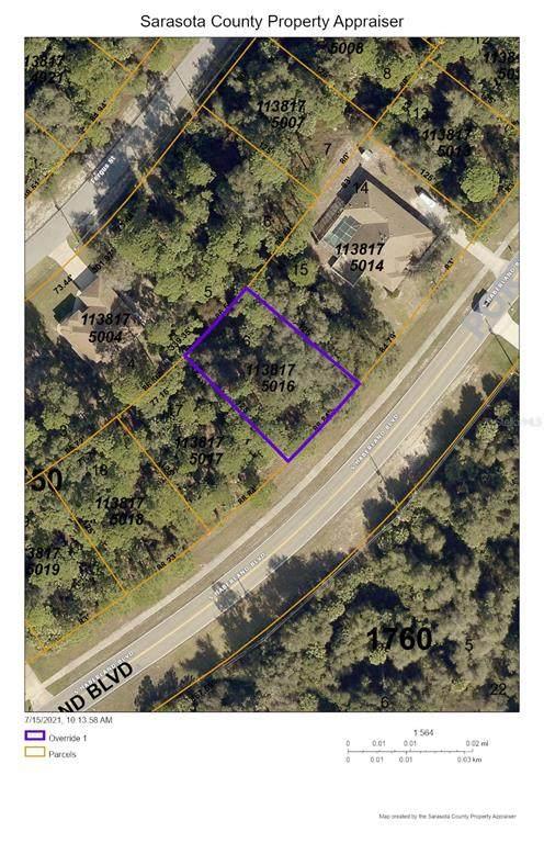 S Haberland Boulevard, North Port, FL 34288 (MLS #D6120090) :: Vacasa Real Estate