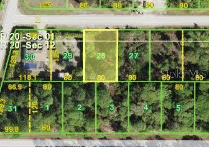 11975 Atoll Avenue, Port Charlotte, FL 33981 (MLS #D6120229) :: Stiver Firth International