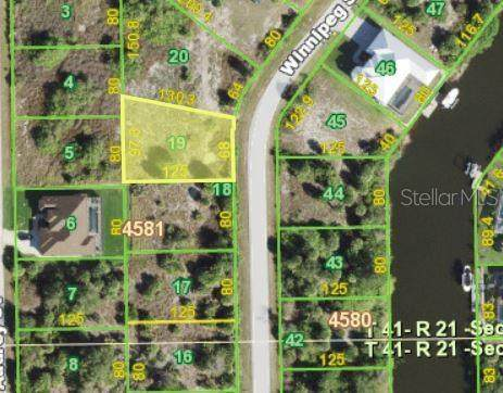 9977 Winnipeg Street, Port Charlotte, FL 33981 (MLS #D6120230) :: Zarghami Group