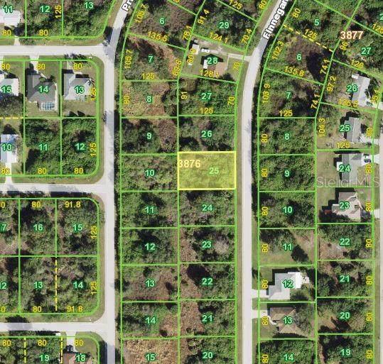 7323 Finnegan Street, Port Charlotte, FL 33981 (MLS #D6120566) :: Gate Arty & the Group - Keller Williams Realty Smart