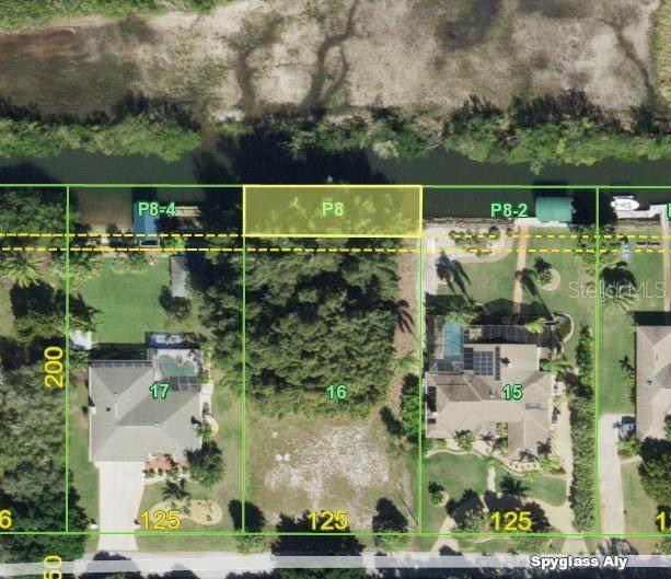 Lot 1 Spyglass Alley, Placida, FL 33946 (MLS #D6120930) :: Lockhart & Walseth Team, Realtors
