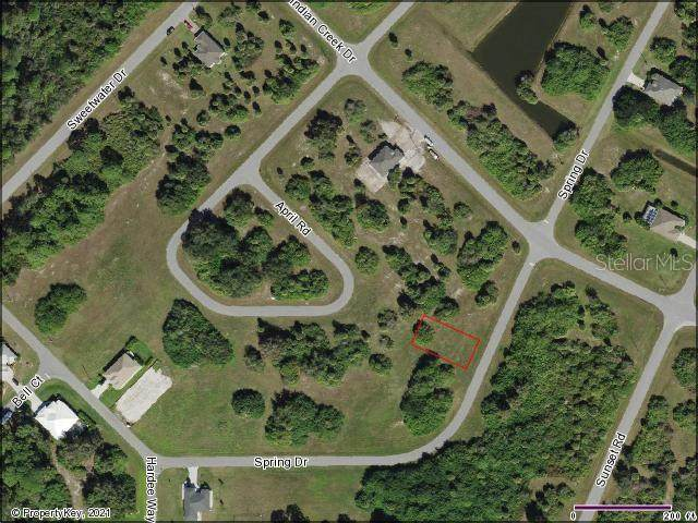 169 Spring Drive, Rotonda West, FL 33947 (MLS #D6120976) :: MVP Realty