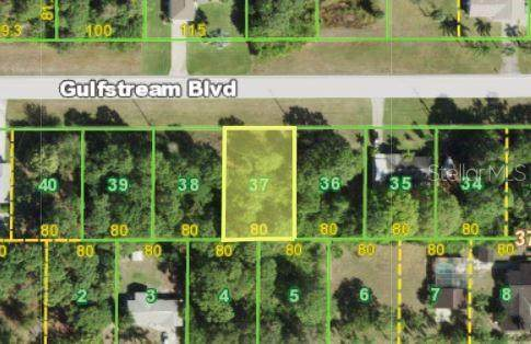 11385 Gulfstream Boulevard, Port Charlotte, FL 33981 (MLS #D6121054) :: Team Bohannon
